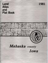 Title Page, Mahaska County 1981